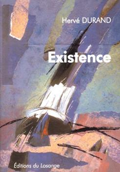 Existence - Livre - Hervé Durand - Auteur
