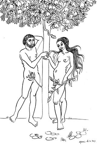 On a retrouvé Adam & Ève - Livre - Hervé Durand - Auteur